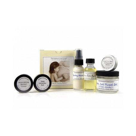 Farmaesthetics New and Nursing Mothers Gift Box