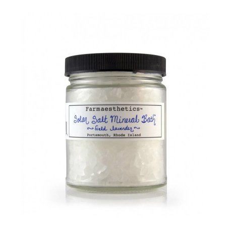 Farmaesthetics Field Lavender Solar Salts