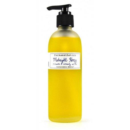 Farmaesthetics Midnight Honey Bath and Beauty Oil