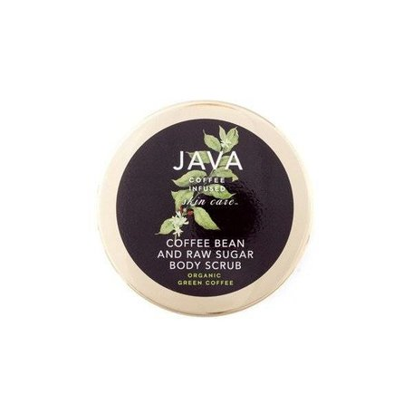 Java Body Scrub 8 oz