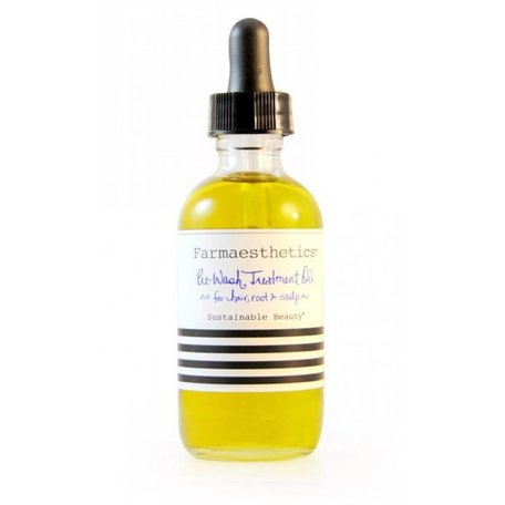 Farmaesthetics Pre Wash Hair Treatment Oil