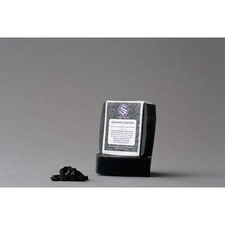 SoapWalla Activated Charcoal Bar