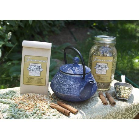 Farmacy Herbs Winter Warm Up Tea