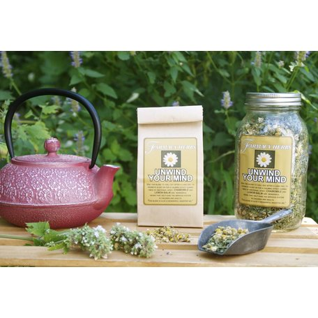 Farmacy Herbs Unwind Your Mind Tea