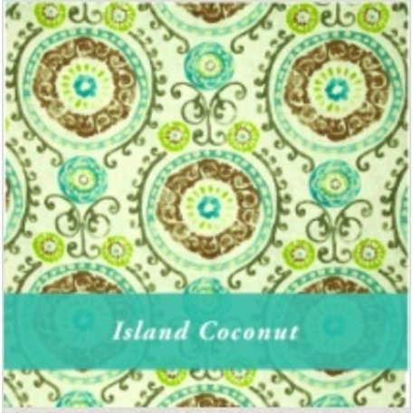 Creative Energy Island Coconut Tin