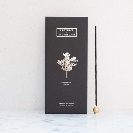 Province Apothecary Incense Cedarwood