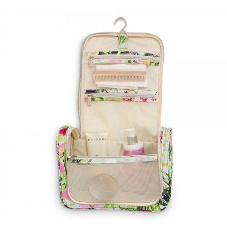 a773b3424ee7 Tonic Essential Hanging Cosmetic Bag Dawn Meadow