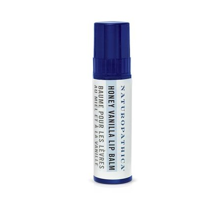 Naturopathica Honey Vanilla Lip Balm