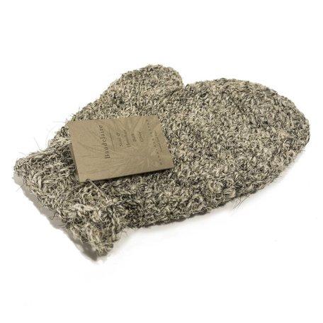 Baudelaire Sisal Bath Glove