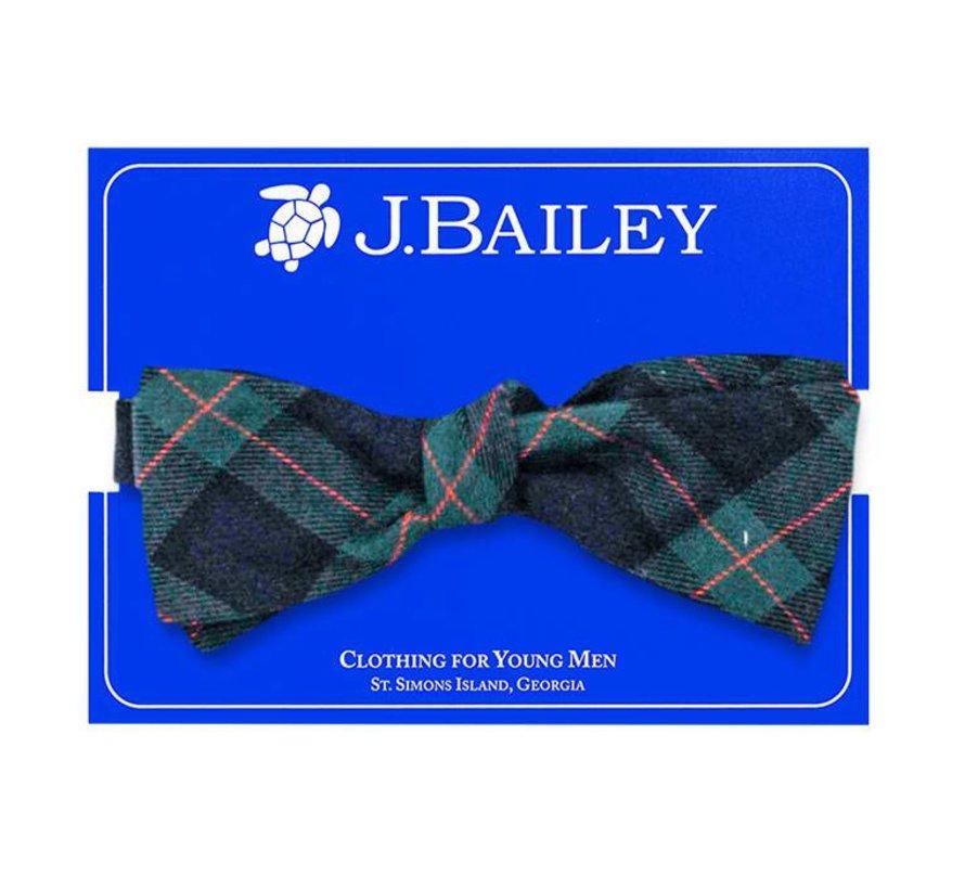 McNeill Plaid Bow Tie