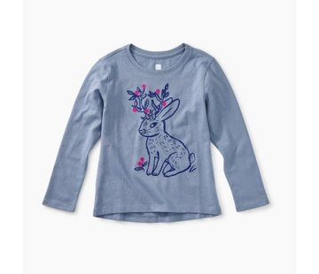 Tea Collection Jackalope Graphic Tee