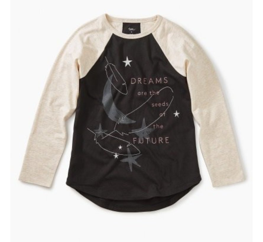 Sweet Dreams Raglan Tee