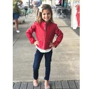 Mayoral Red Jacket