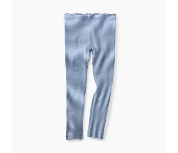 Tea Collection Colbalt Striped Leggings