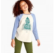 Tea Collection Trees Please Raglan Tee