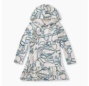 Tea Collection Hoodie Dress