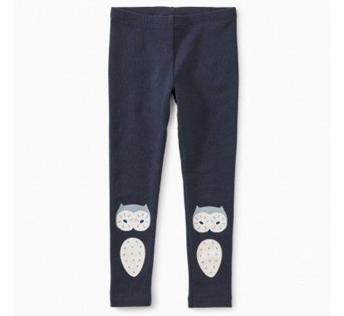 Tea Collection Wise Owl Cozy Leggings