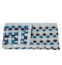 Midwest-CBK Knit Multi Dot Blanket