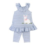 The Bailey Boys Bunny Capri Set