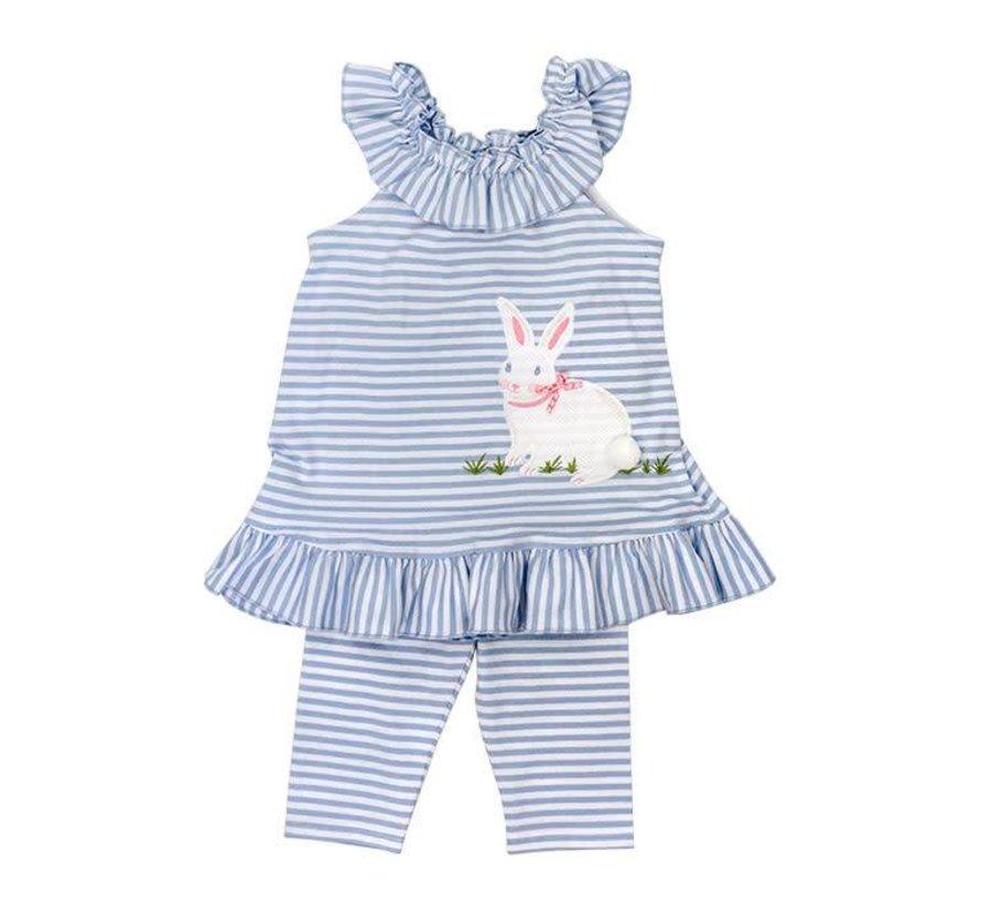 Bunny Capri Set