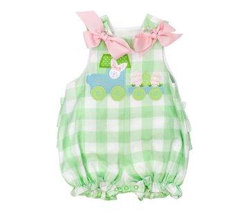 The Bailey Boys Infant Girls Easter Train Fanny Bubble