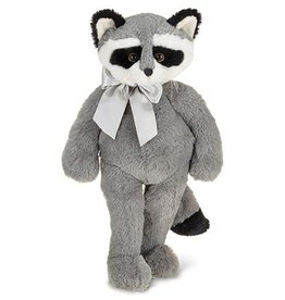 Bearington Baby Camper Raccoon Plush