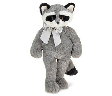 Bearington Baby Camper Raccoon Plush