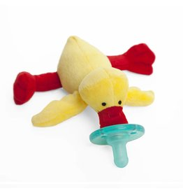 Wubbanub Yellow Duck Wubbanub Pacifier