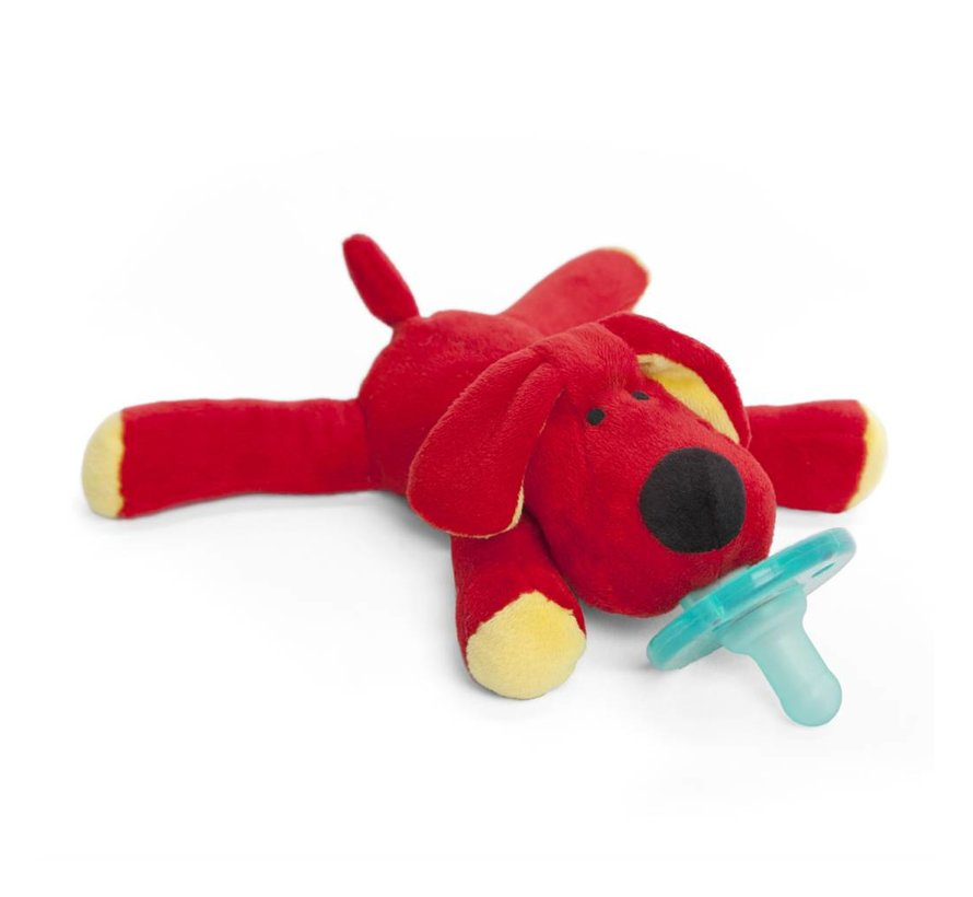 Red Dog Wubbanub Pacifier