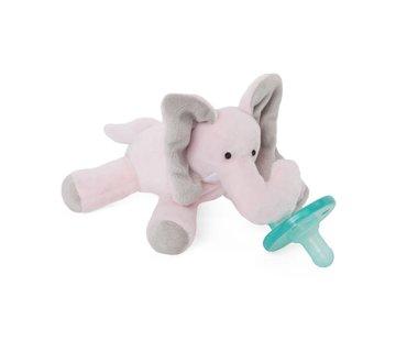 Wubbanub Pink Elephant Wubbanub Pacifier