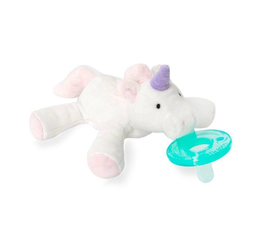 Baby Unicorn Wubbanub Pacifier