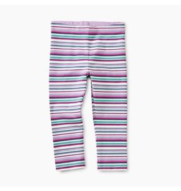 Tea Collection Aster Multistripe Capri Leggings