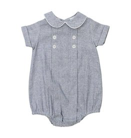 The Bailey Boys Windsong Linen Dressy Bubble