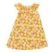 The Bailey Boys Lemon Print Masters Dress