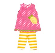 The Bailey Boys Lemons Capri Legging Set