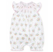Kissy Kissy Petite Pansies Print Playsuit