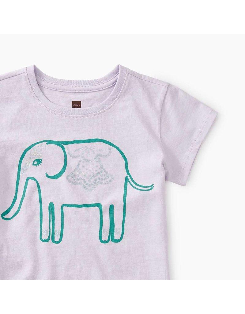 Tea Collection Elephant Graphic Tee