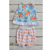Three Sisters Bliss Bouquet Tie Bloomer Set