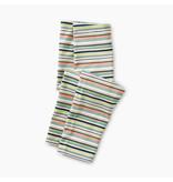 Tea Collection Sky Multistripe Capri Leggings