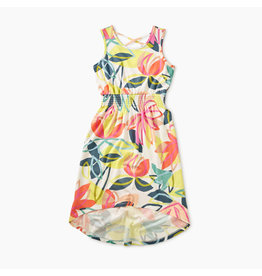 Tea Collection Printed Hi Lo Tank Dress
