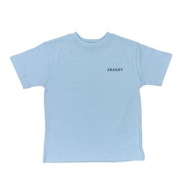 The Bailey Boys Beach Tshirt on Aqua