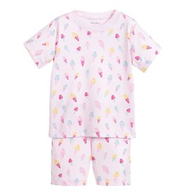 Kissy Kissy Sprinkles Short PJ Set
