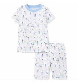 Kissy Kissy First Tee Short PJ Set