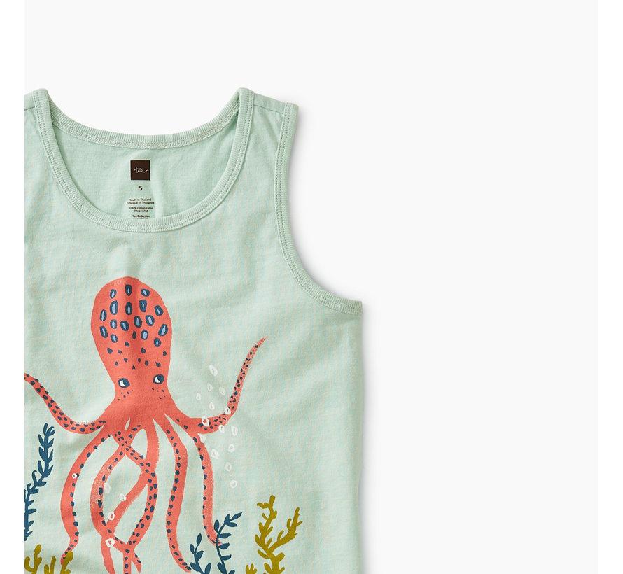 Octopus Graphic Tank