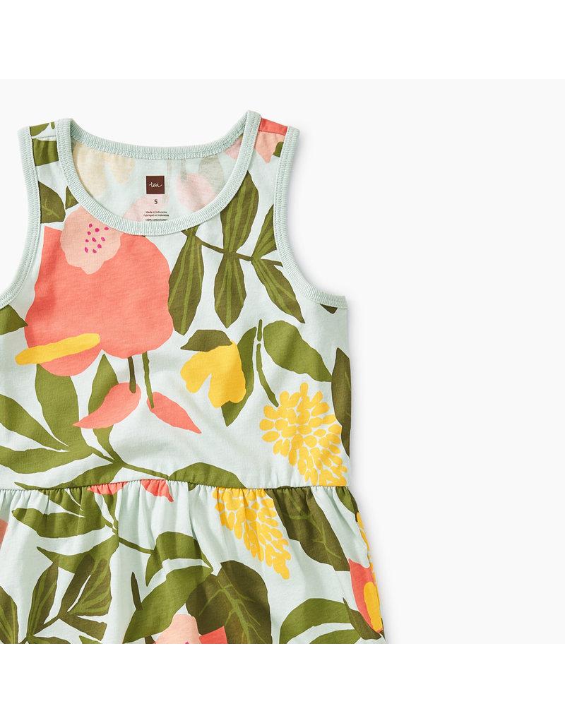 Tea Collection Printed Skirted Tank Dress