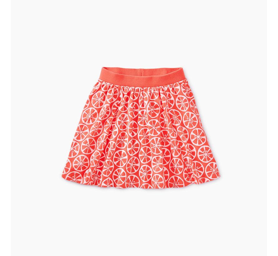 Printed Twirl Skirt