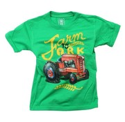 Wes & Willy Farm to Fork SS Tee Irish