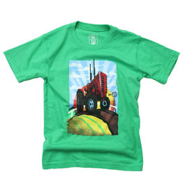 Wes & Willy Short Sleeve Tractor Tee