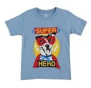 Wes & Willy Hero Dog Short Sleeve Tee