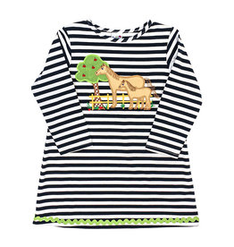 The Bailey Boys Horse Applique Knit Dress